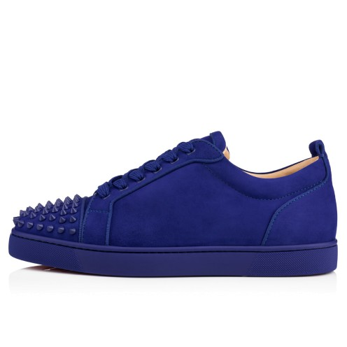 メンズシューズ - Louis Junior Spikes Men's Flat - Christian Louboutin_2
