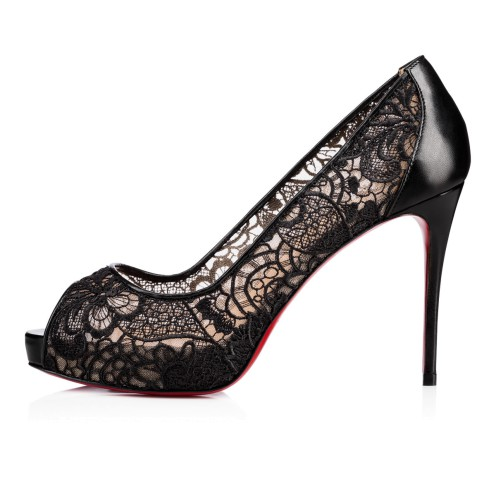 ウィメンズシューズ - Very Lace - Christian Louboutin_2