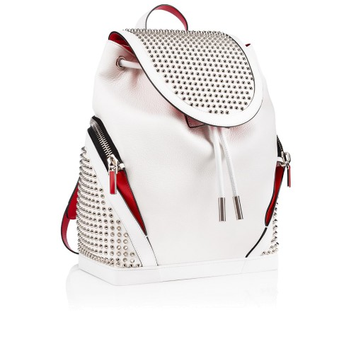 Men Bag - Explorafunk Backpack - Christian Louboutin_2