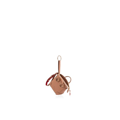 スモールレザーグッズ - Mini Eloise Bag Charm - Christian Louboutin_2