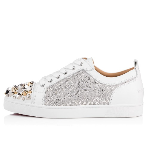 メンズシューズ - Louis Junior Mix Strass Men's Flat - Christian Louboutin_2