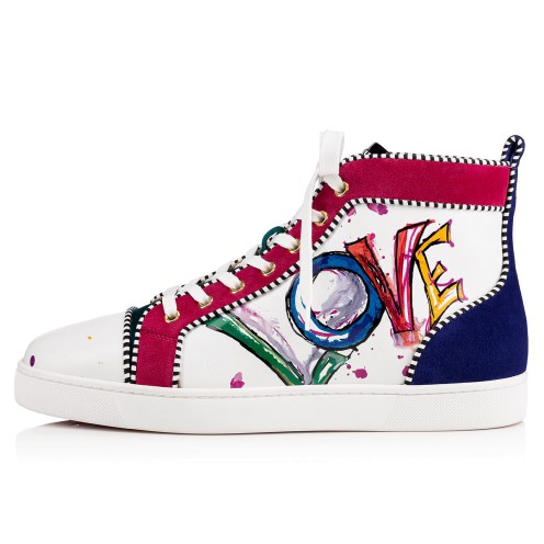メンズシューズ - Louis Orlato Men's Flat - Christian Louboutin_2