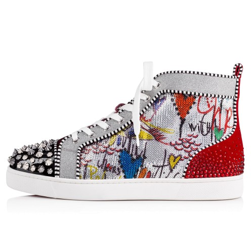 メンズシューズ - No Limit Men's Flat - Christian Louboutin_2