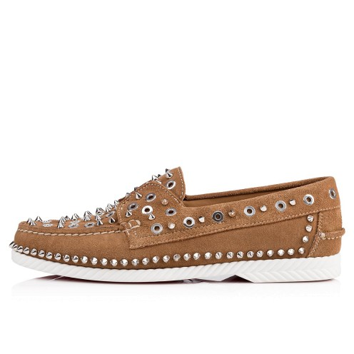 メンズシューズ - Yacht Spikes Men's Flat - Christian Louboutin_2