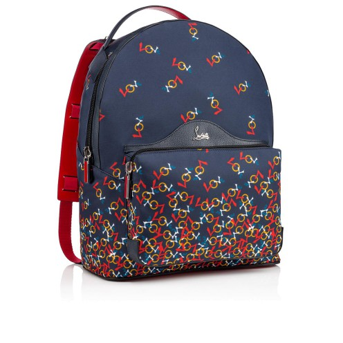 Men Bag - Backloubi Backpack - Christian Louboutin_2