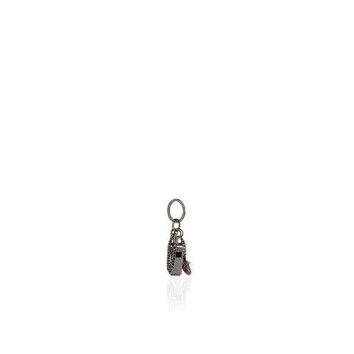 スモールレザーグッズ - Whistle Keyring - Christian Louboutin_2