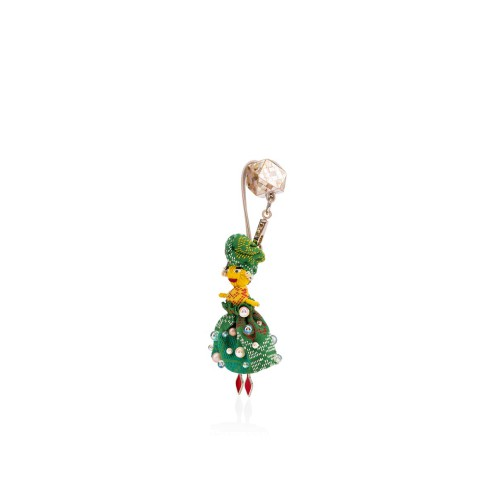 スモールレザーグッズ - Bag Charm Doll - Christian Louboutin_2