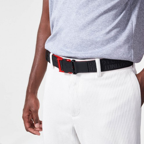 Men Belt - Loubiclic Belt - Christian Louboutin_2