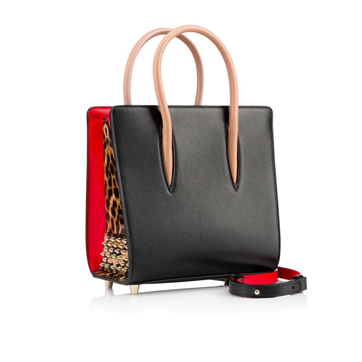 Bags - Paloma Small Tote Bag - Christian Louboutin
