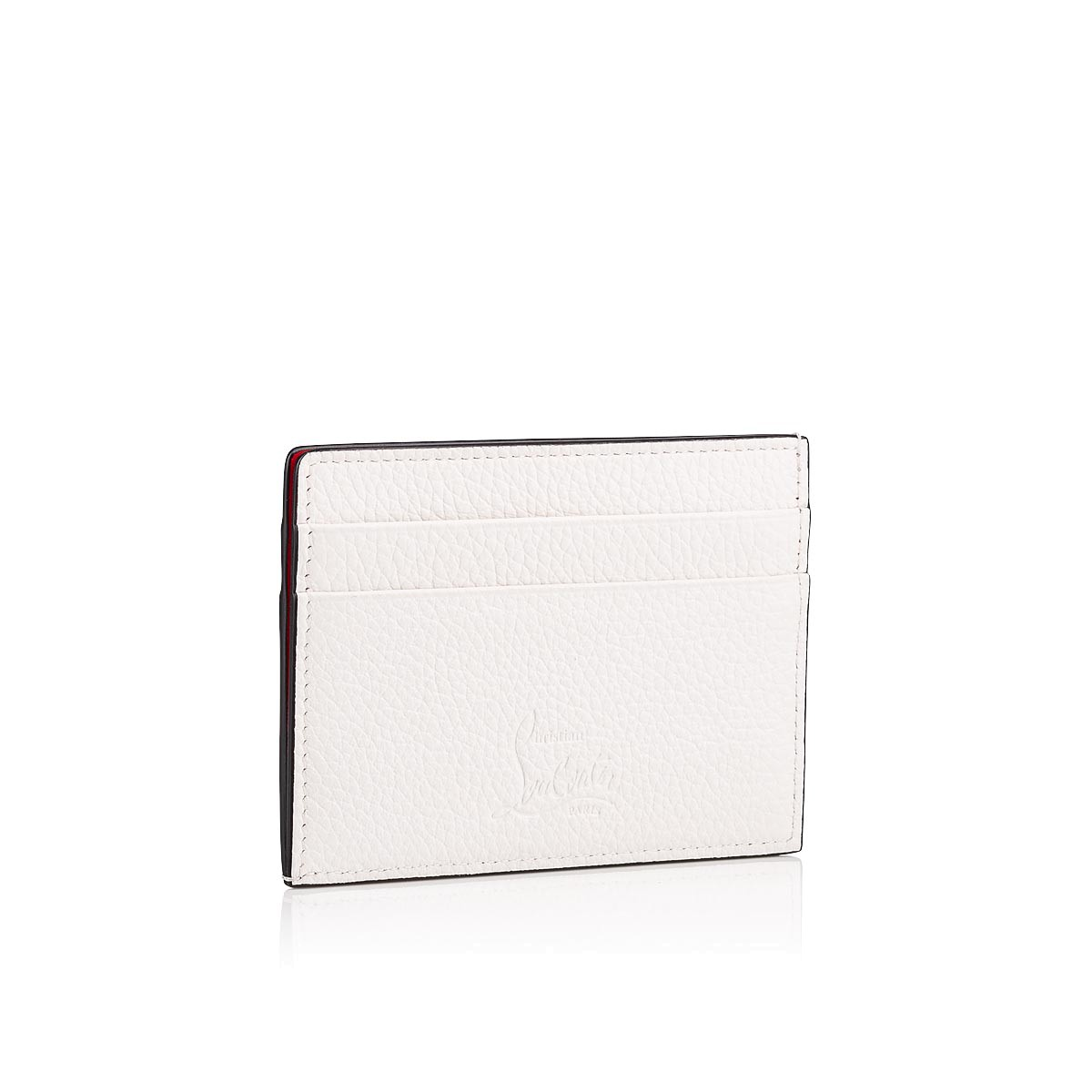 スモールレザーグッズ - Kios Card Holder - Christian Louboutin