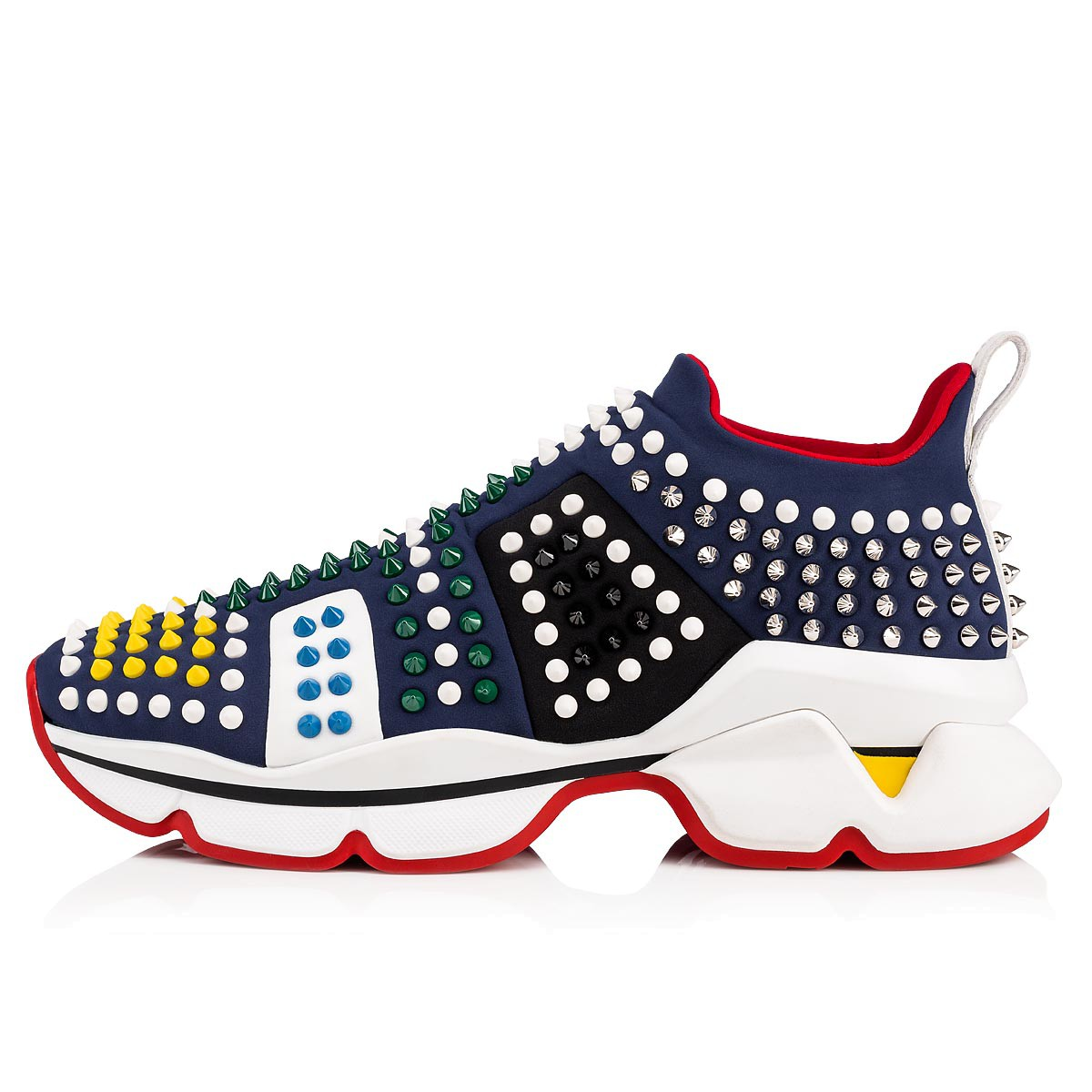 メンズシューズ - Funfor-run Men's Flat - Christian Louboutin