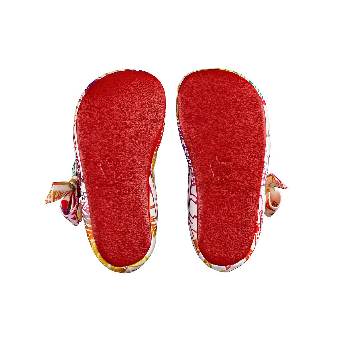 Women Kid Shoes - Baby Shoes Wallgraf Multi - Christian Louboutin