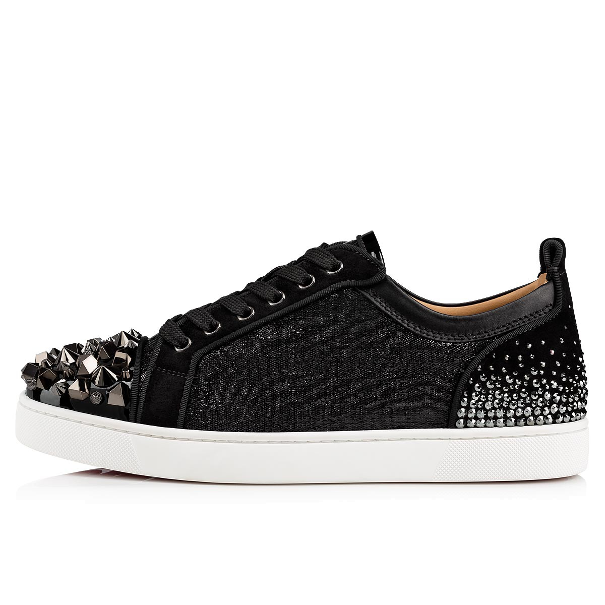 メンズシューズ - Louis Junior Mix Degra Men's Flat - Christian Louboutin