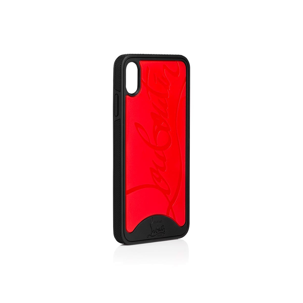 スモールレザーグッズ - Loubiphone Case Iphone Xs Max - Christian Louboutin