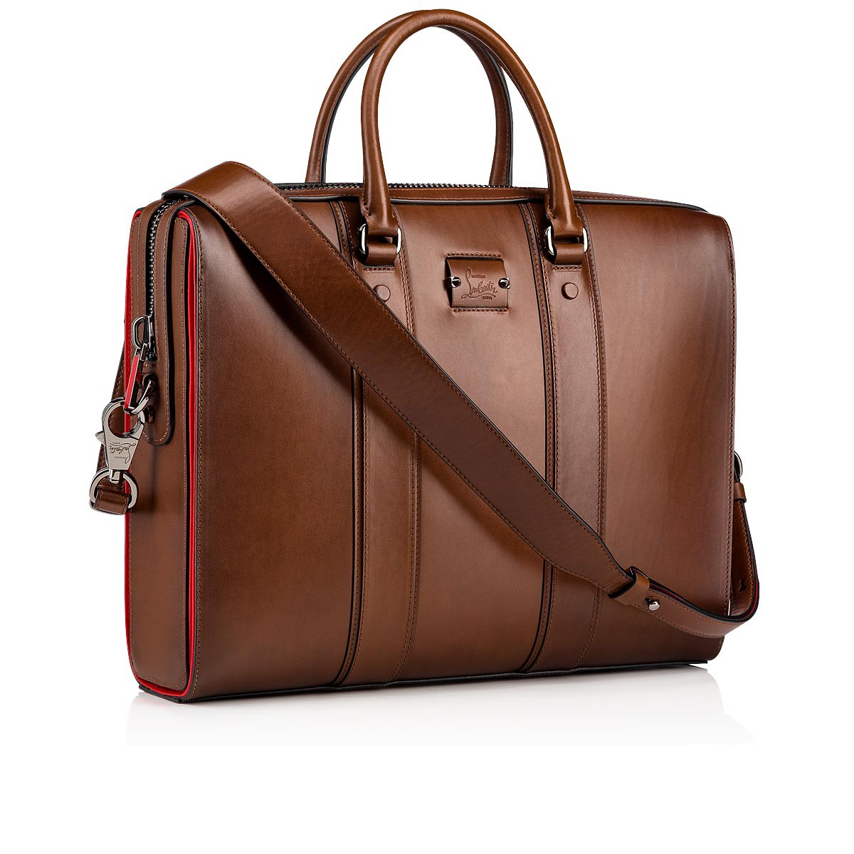 Men Bag - Streetwall Briefcase - Christian Louboutin