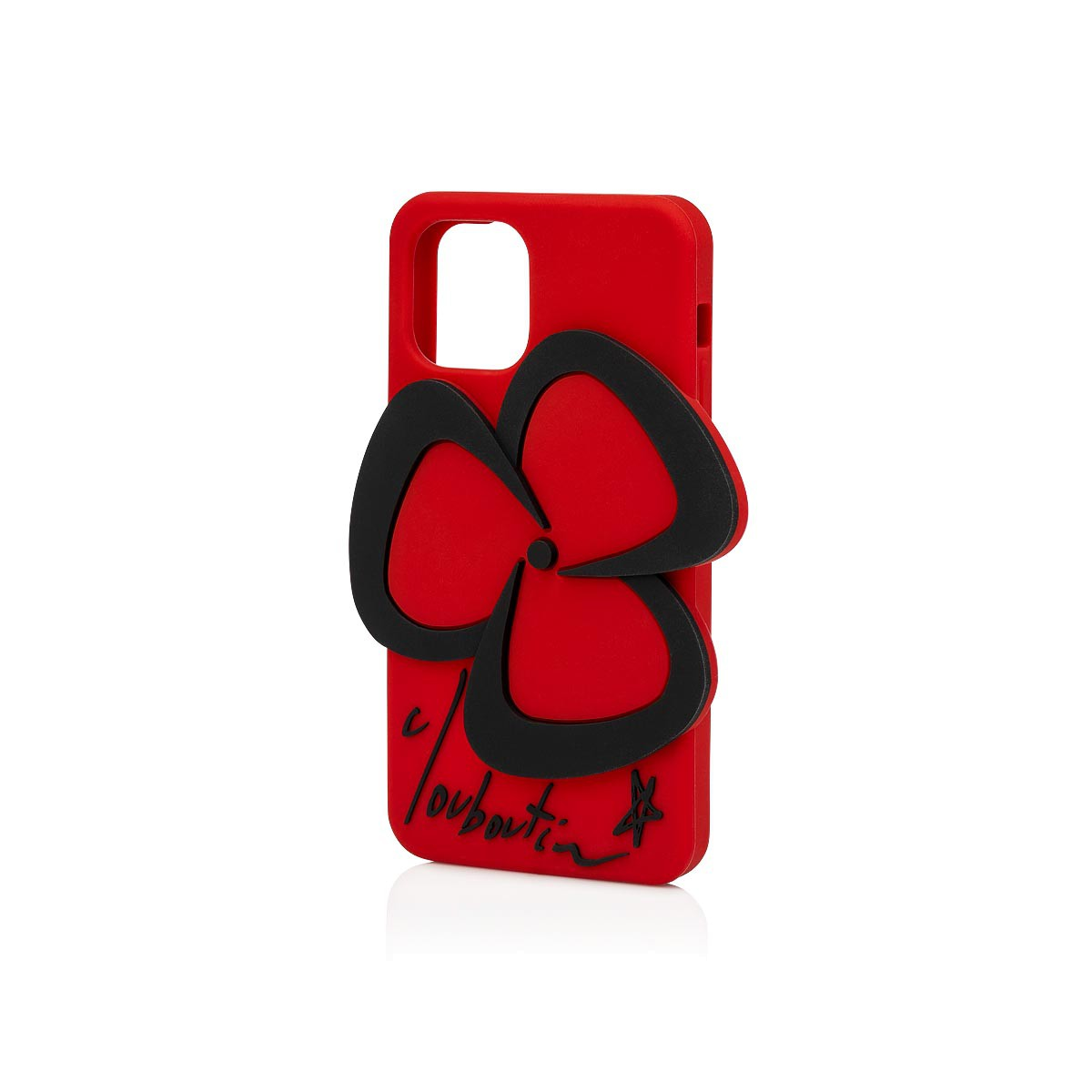 スモールレザーグッズ - Pensée Case Iphone 11 Pro - Christian Louboutin