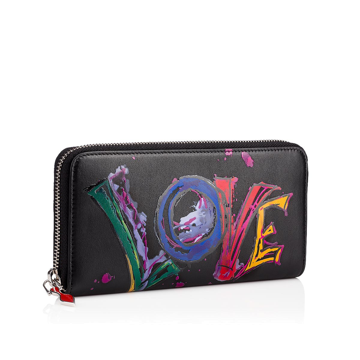 スモールレザーグッズ - Panetton Wallet - Christian Louboutin