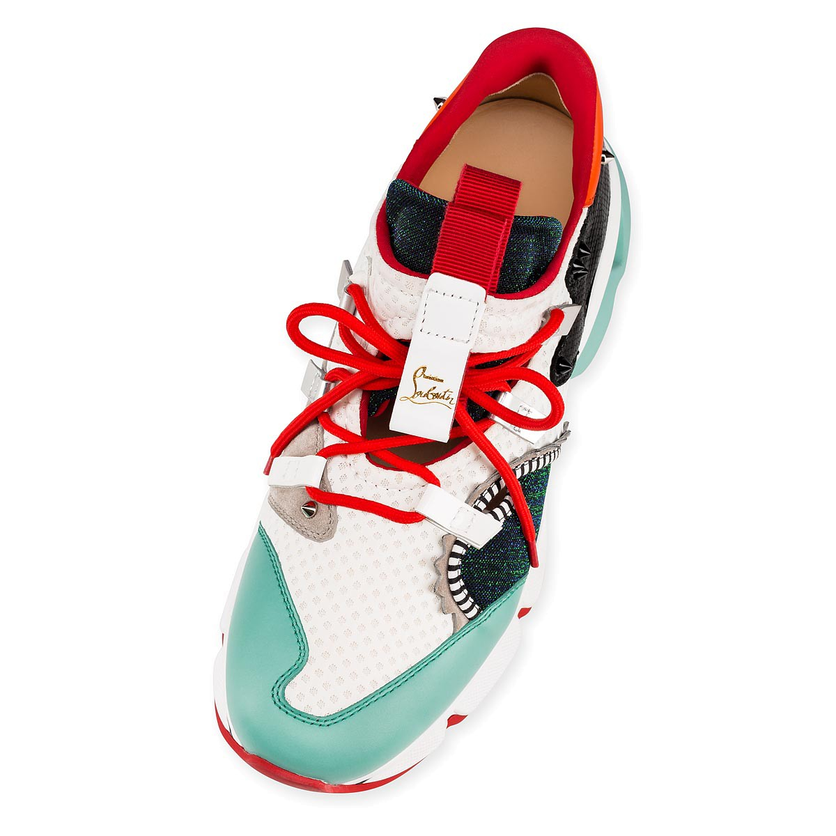 メンズシューズ - Red-runner - Christian Louboutin