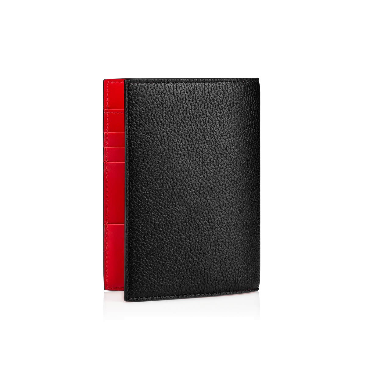 スモールレザーグッズ - Loubipass Passport Holder - Christian Louboutin