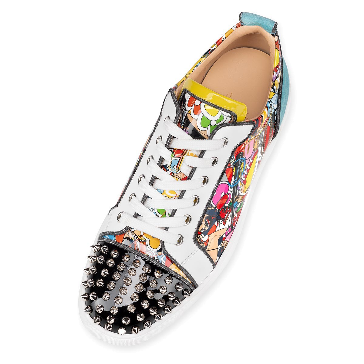 メンズシューズ - Louis Junior Spikes Orlato - Christian Louboutin