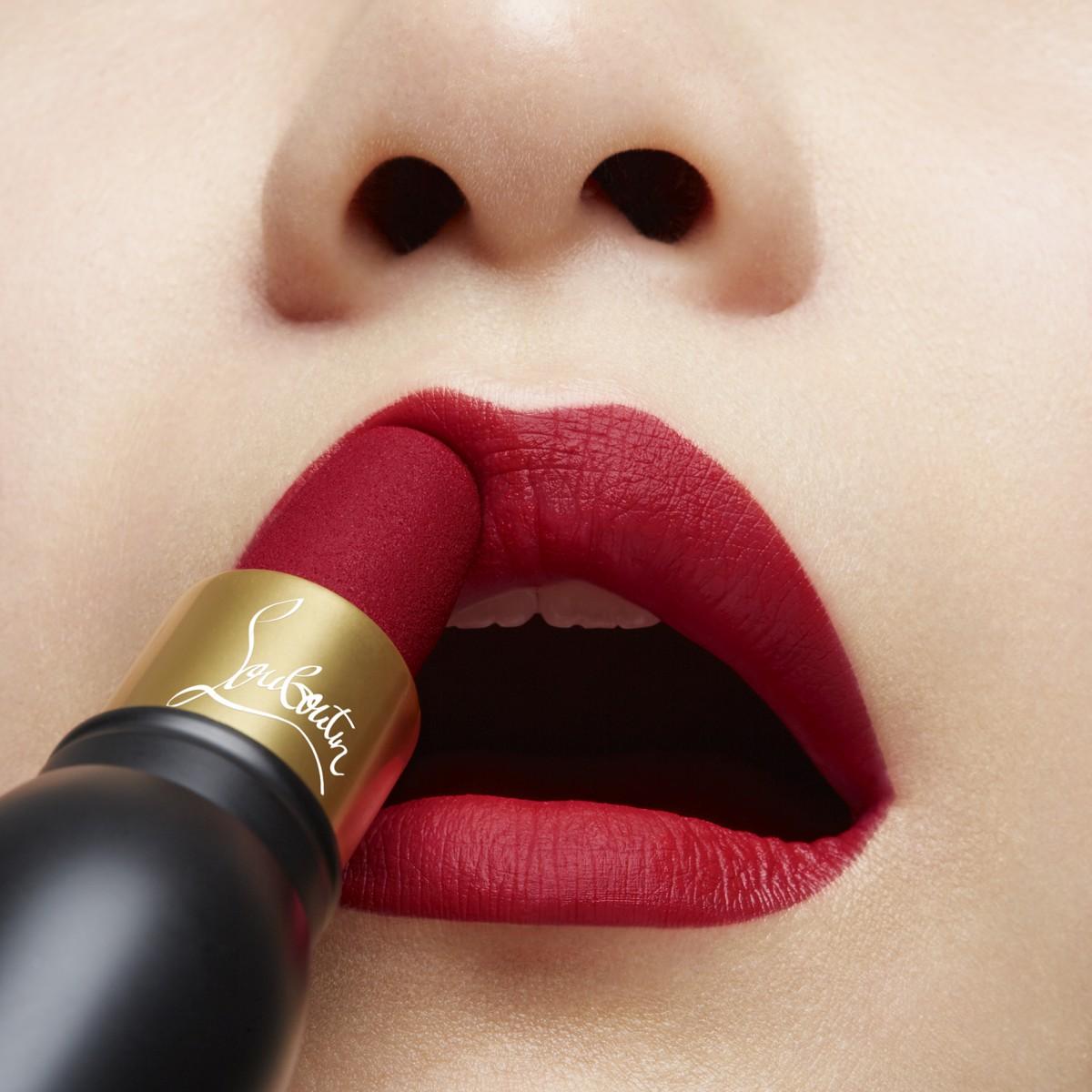 Woman Beauty - リップカラー ルージュ ルブタン 001m - Christian Louboutin