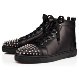 lou spikes men's flat